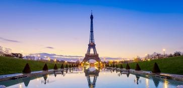 Париж: инструкция для начинающих