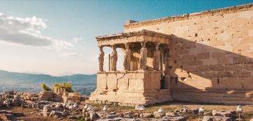 Афины: тапочки с помпонами и салат из одуванчиков!