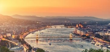 Будапешт: гуляш и паприкаш
