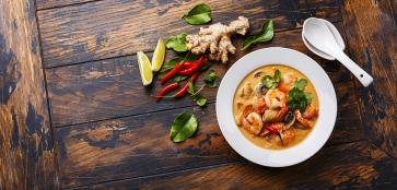 Краткий гид по тайской кухне