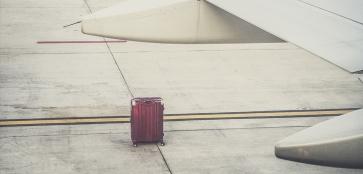 Забыть вещи в самолёте: умею, практикую