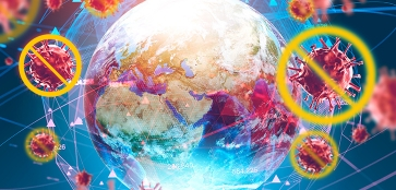 Отпуск без коронавируса — карта безопасных путешествий!