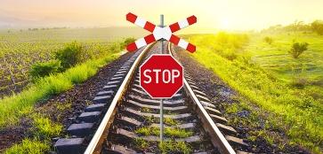 Туда не едут поезда