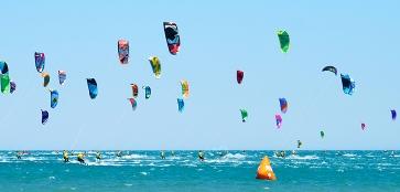 «Связной Трэвел» – спонсор фестиваля Mauritius Kite Jam