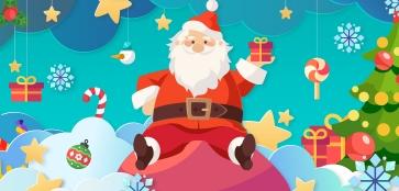 Загадай авиабилет Деду Морозу и выиграй билет мечты!