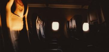Мы делили самолёт