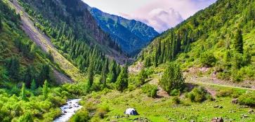 Киргизия: большой путеводитель по интересным локациям